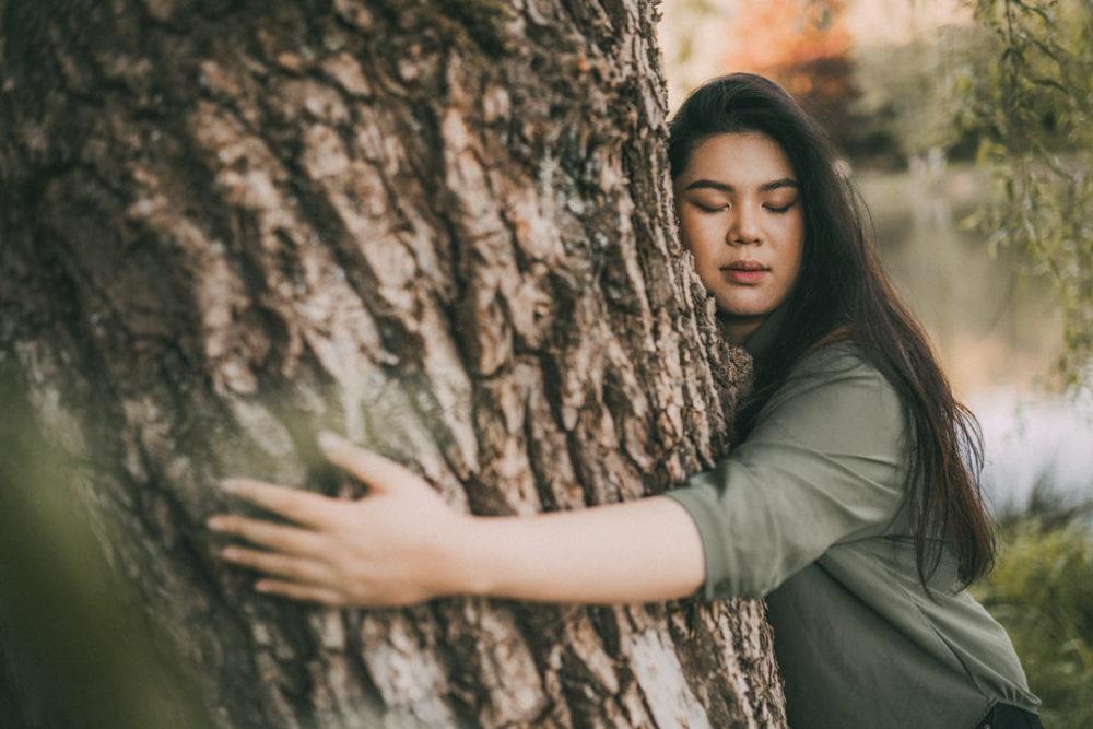 Fotoshooting in Siegen naturnah naturverbunden Fotograf