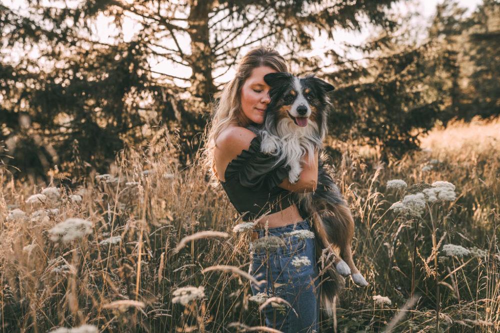 Hundefotos in Siegen Fotoshooting mit Hund