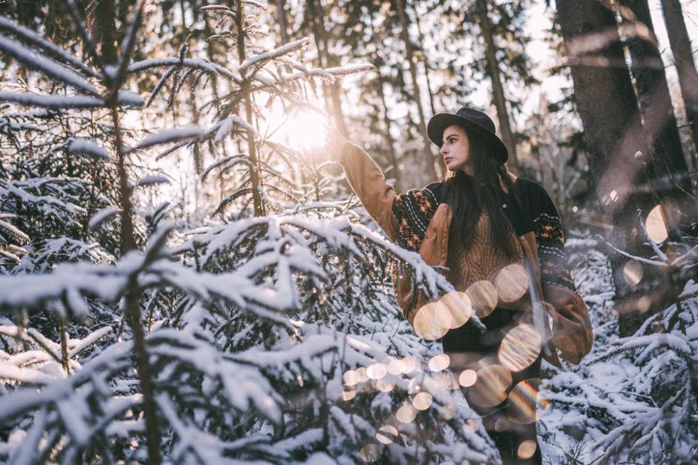 Wintershooting Fotografin Siegen