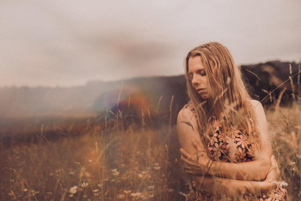 Fotoshooting mit Prisma